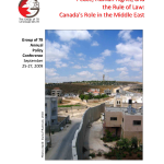 conf2009_final report cover_2009-09-25